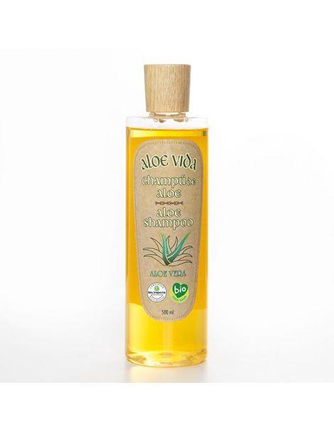 Champú de Aloe Vera Aloe Vida - 500 ml.