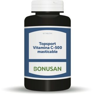 Topsport Vitamina C 500 Bonusan - 60 tabletas