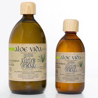 Pulpa de Aloe Vera Aloe Vida - 1000 ml.