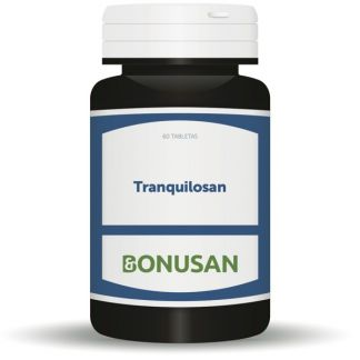 Tranquilosan Bonusan - 60 tabletas