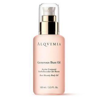 Generous Bust Oil Alqvimia - 100 ml.