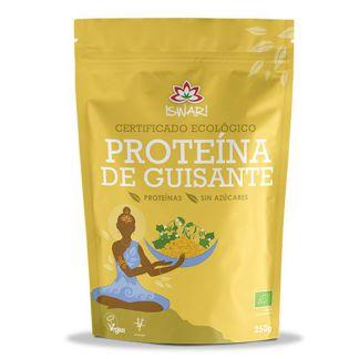 Proteína de Guisante Bio Iswari - 250 gramos