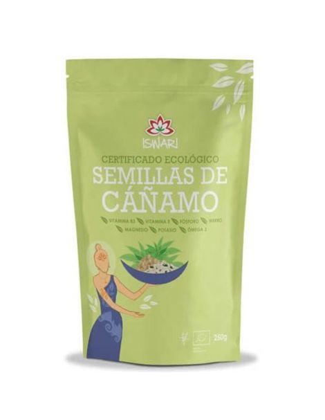 Semillas de Cáñamo Bio Iswari - 250 gramos