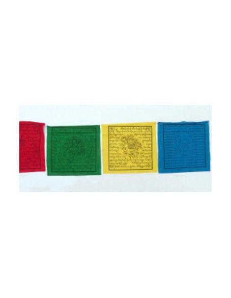 Banderas de Oración con Mantras