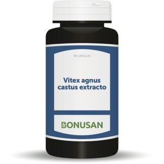 Vitex Agnus Castus Extracto Bonusan - 90 cápsulas