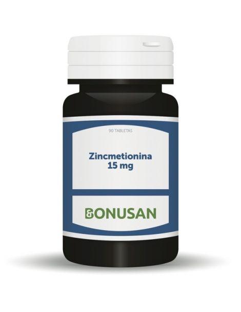 Zincmetionina Bonusan - 90 tabletas