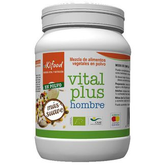 Kifood Vital Plus Más Suave Hombre - 1000 gramos