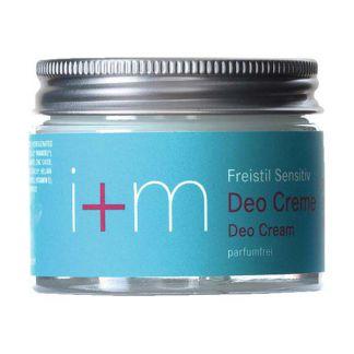 Desodorante en Crema Piel Sensible i+m - 30 ml.
