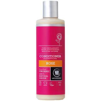 Acondicionador de Rosas Urtekram - spray 250 ml.