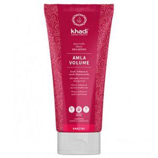 Champú de Amla Volumen Khadi - 200 ml.