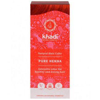 Henna Natural Khadi - 100 gramos