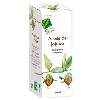 Aceite de Jojoba Cien por Cien Natural - 100 ml.