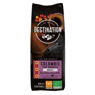Café Molido Colombia Arábica Bio Destination - 250 gramos