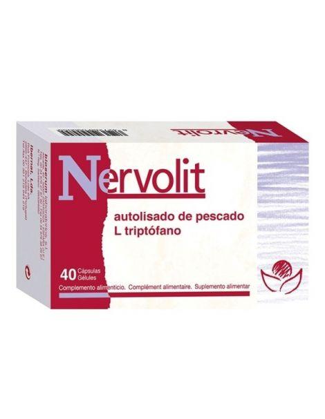 Nervolit Bioserum - 40 cápsulas