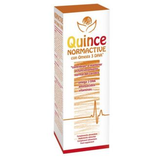 Quince Normactive (DHA Niños) Bioserum - 250 ml.