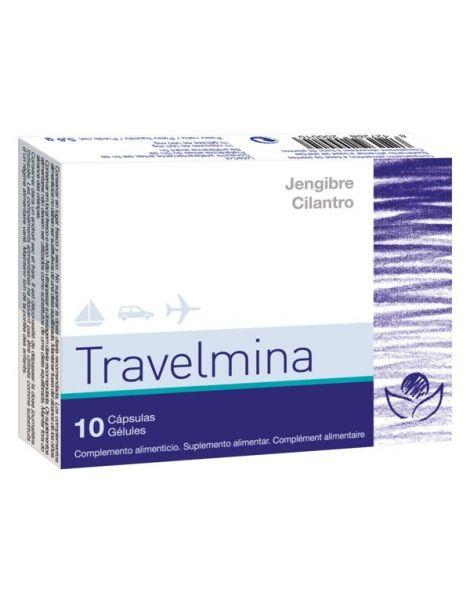 Travelmina Bioserum - 10 cápsulas