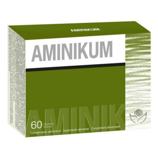 Aminikum Bioserum - 60 cápsulas