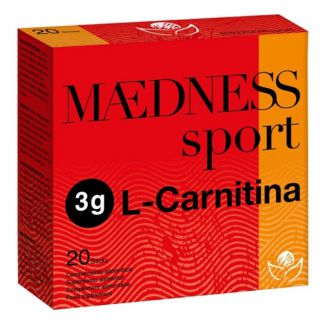 L-Carnitina 3 gr. Bioserum - 20 sticks