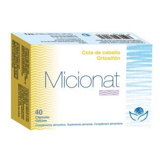 Micionat Bioserum - 40 cápsulas