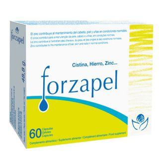 Forzapel Bioserum - 60 cápsulas