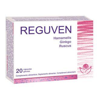 Reguven  Bioserum - 20 cápsulas