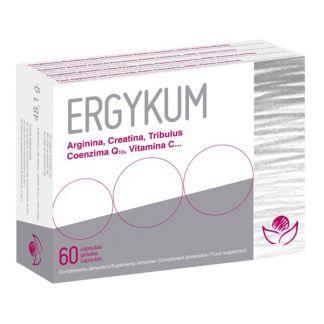Ergykum Bioserum - 60 cápsulas