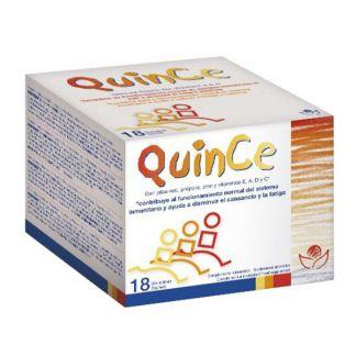 Quince Jalea Real Infantil Bioserum - 18 monodosis