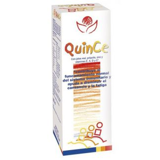Quince Jalea Real Infantil Bioserum - 250 ml.