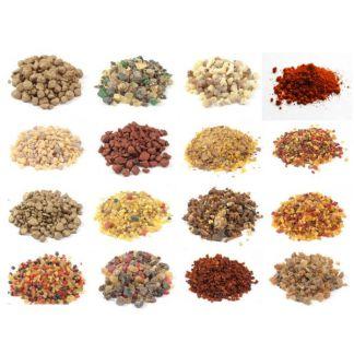 Incienso en grano Frankincense/Olíbano - 50 gramos