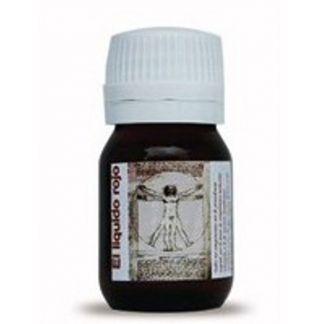 Líquido Rojo Piabeli - 15 ml.
