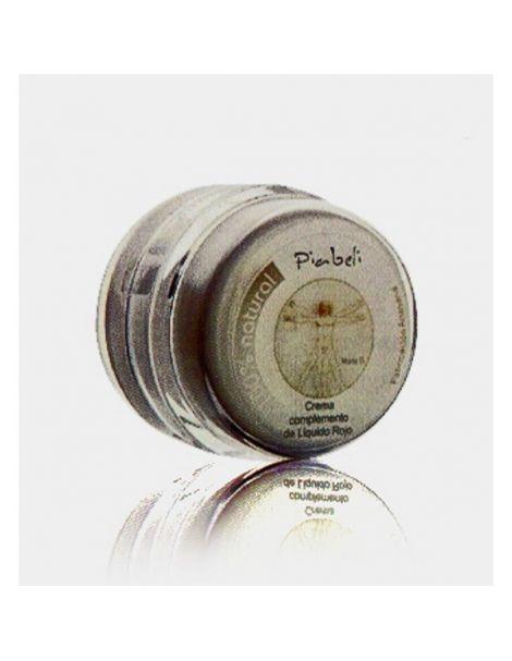 Crema Complemento Líquido Rojo Piabeli - 30 ml.