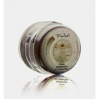Crema Complemento Líquido Rojo Piabeli - 50 ml.