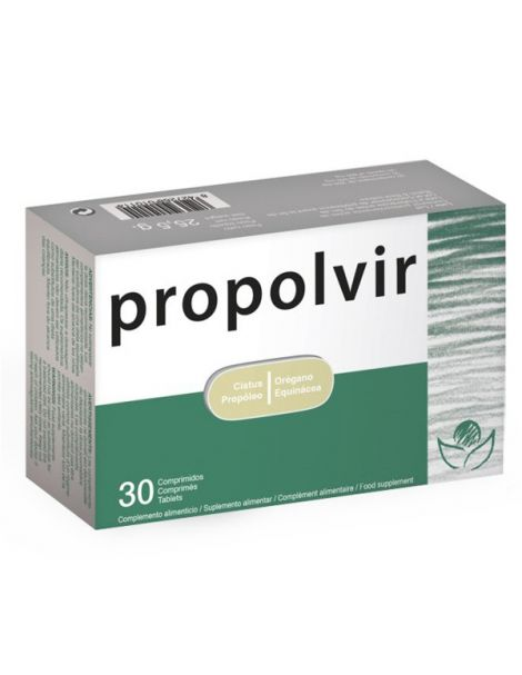 Propolvir Bioserum - 30 comprimidos