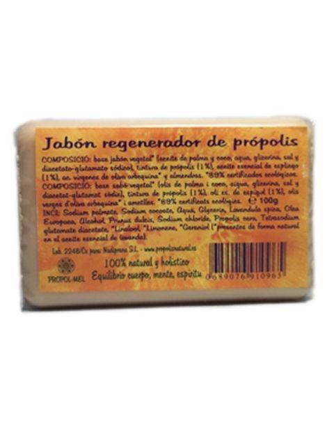 Jabón Ecológico de Própolis Propol-mel - 100 gramos