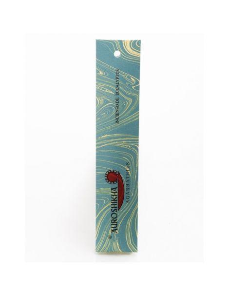 Incienso Eucalipto (Auroshikha) - 15 varillas