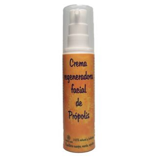 Crema Facial Regeneradora de Própolis Propol-mel - 50 ml.