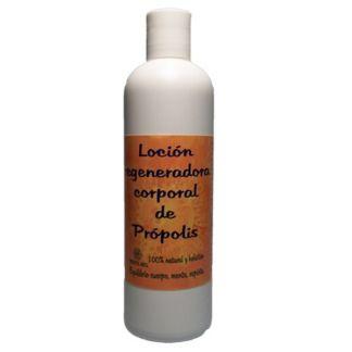 Loción Regeneradora Corporal de Própolis Propol-mel - 300 ml.