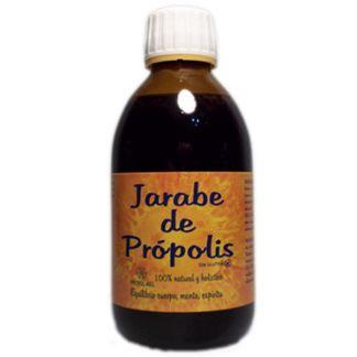 Jarabe Ecológico de Própolis Propol-mel - 250 ml.