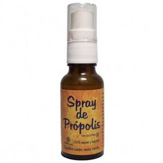 Spray Bucal Ecológico de Própolis Propol-mel - 20 ml.