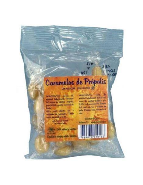 Caramelos de Própolis Propol-mel - 75 gramos