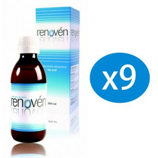 Renoven 200 ml. - pack de 9 unidades