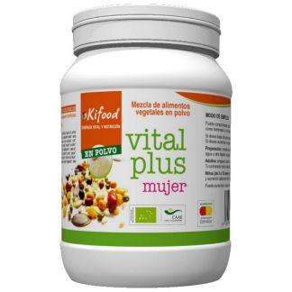 Kifood Vital Plus Mujer - 1200 gramos