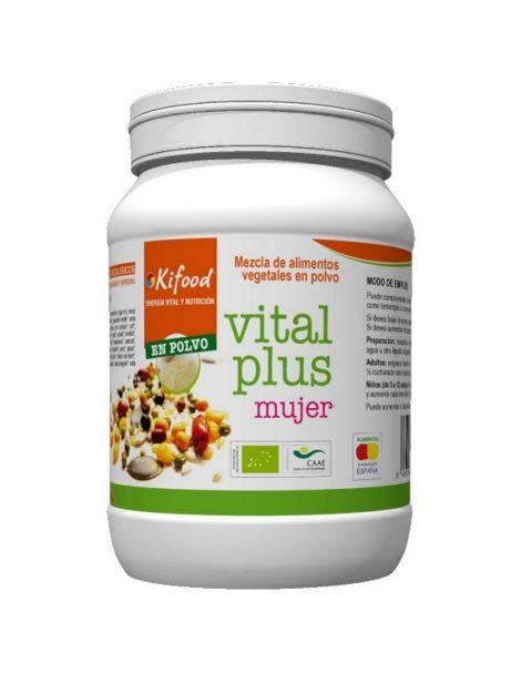 Kifood Vital Plus Mujer - 1000 gramos