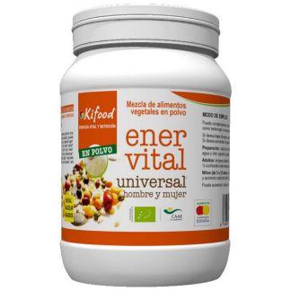 Kifood Ener Vital Universal para Hombre y Mujer - 1200 gramos