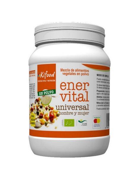 Kifood Ener Vital Universal para Hombre y Mujer - 1000 gramos