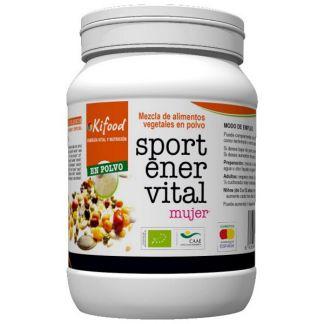 Kifood Sport Ener Vital para Mujer - 1200 gramos