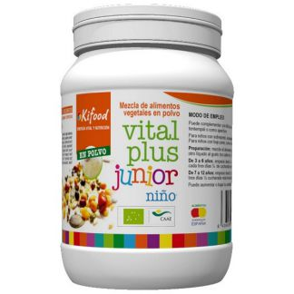 Kifood Vital Plus Junior Niño - 1000 gramos