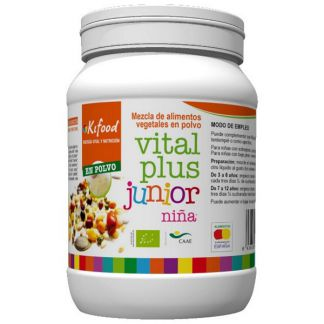 Kifood Vital Plus Junior Niña - 1000 gramos