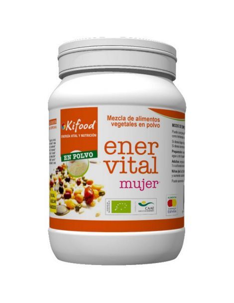 Kifood Ener Vital para Mujer - 1000 gramos