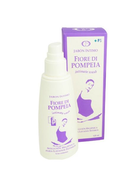 Jabón Íntimo Fiore di Pompeia - 120 ml.